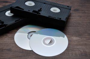 Можно ли перенести старые записи VHS на DVD?