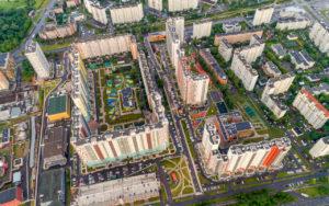 Названы районы Москвы с подешевевшим жильем :: Жилье :: РБК Недвижимость