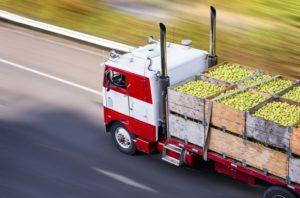 Способы крепления грузов на дорожных транспортных средствах