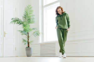 Комфортные спортивные костюмы для женщин как новое явление в мире моды