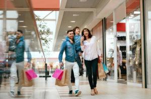 Феномен торговых центров